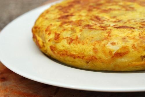 Тортилья  (tortilla)