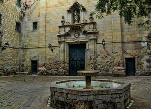 Готический квартал  (кат. El Gòtic, также кат. Barri Gòtic, исп. Barrio Gótico)