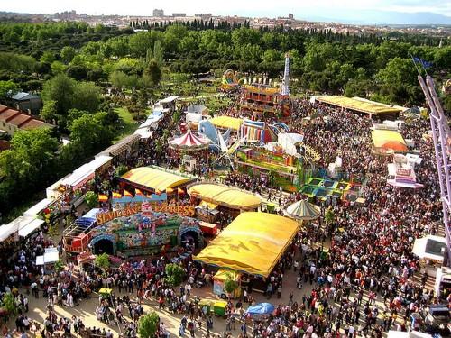 Праздник Святого Исидро (Feria de San Isidro)