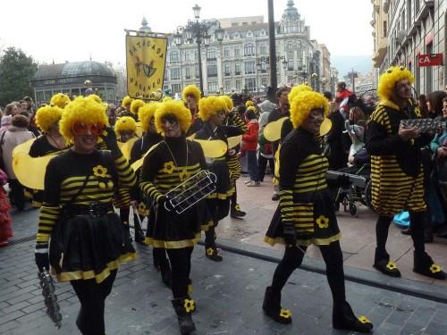 Карнавал в Испании (Carnaval en España)
