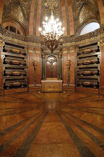 Эскориал (Monasterio de El Escorial)