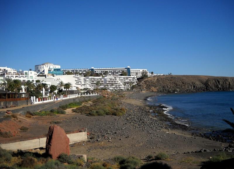 Курортный поселок Лас Колорадас
