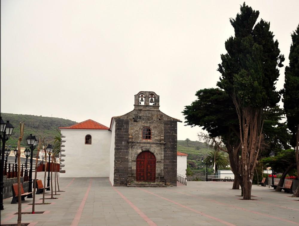 Церковь Эль Сальвадор в Алахеро (Iglesia de San Salvador-Alajero)