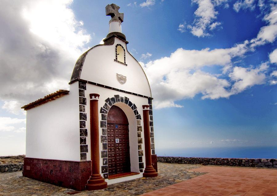 Часовня Де-Сан-Исидро (Ermita de San Isidro)