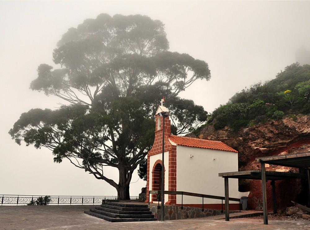 Часовня Эль Буэн Пасо (Ermita de Nuestra Señora del Buen Paso)