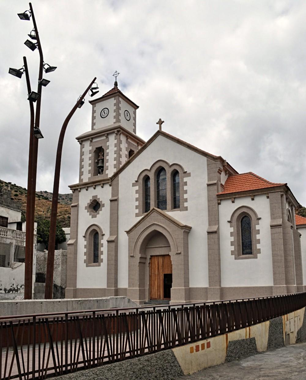 Церковь Сан-Хуан Баутиста (Iglesia de San Juan Bautista)