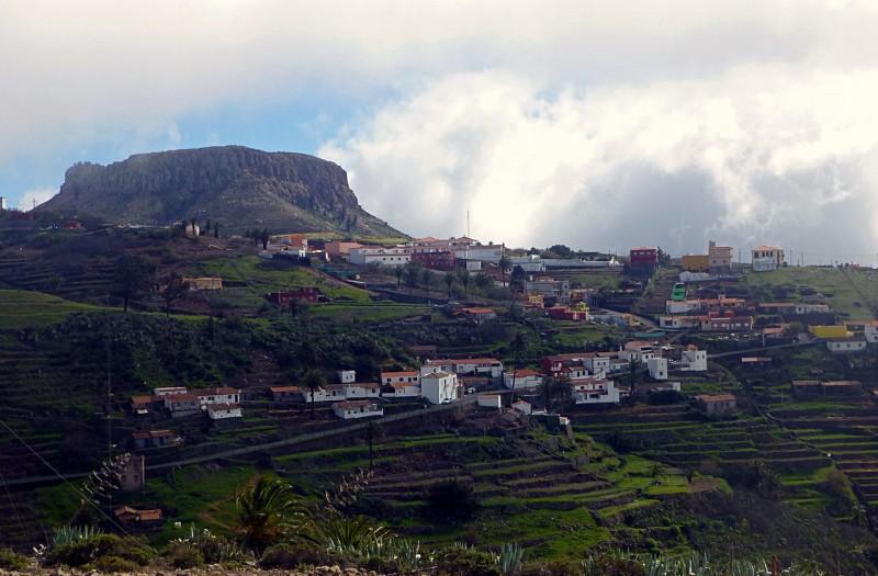 Деревня Чипудо (Chipude)