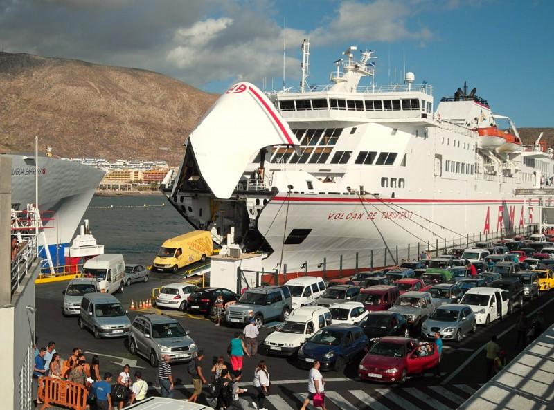 Транспорт на острове Ла Гомера