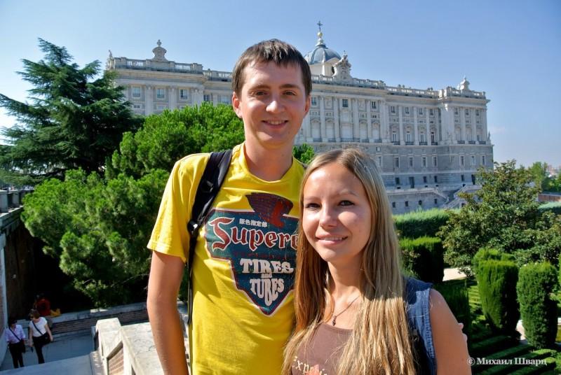 Королевский дворец – гордость и слава Испании