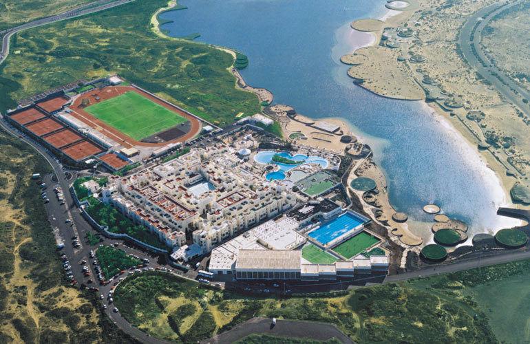 Спортивный курорт Ла-Санта-Спорт