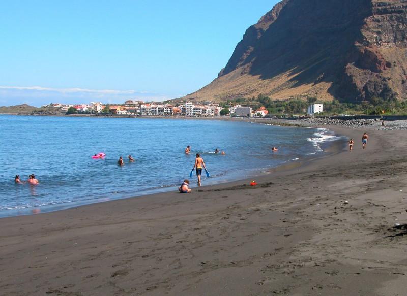 Пляж Ла Калера (Playa de La Calera)
