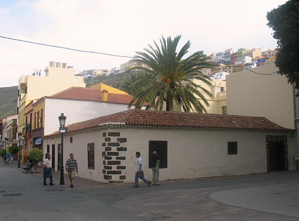 Дом Колумба (Casa de la Aduana)