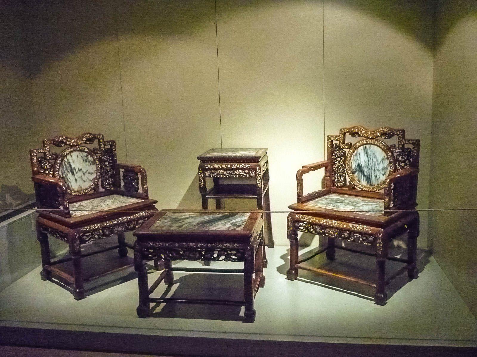 Мебель колонистов