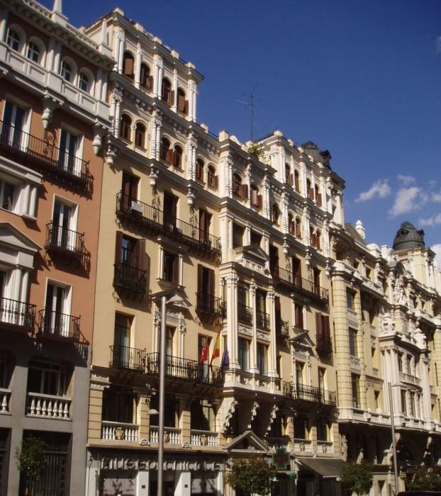 Улица Гран Виа (Gran Vía)