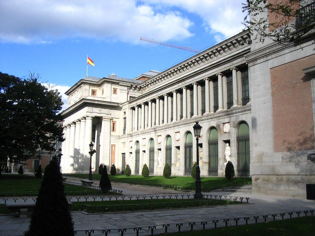 Музей Прадо В Мадриде Презентация