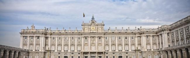 Королевский дворец в Мадриде (Palacio Real de Madrid)