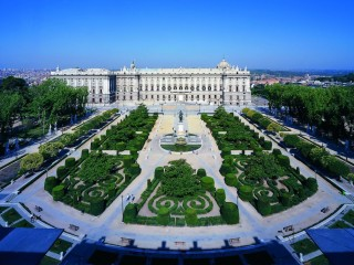 Площадь Пласа де Ориенте