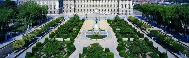 Площадь Пласа де Ориенте (Plaza de Oriente)