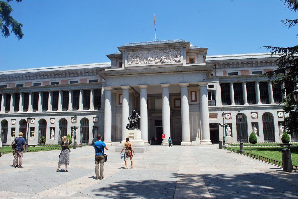 Музей Прадо (Museo del Prado), Мадрид: ispaniagid.ru/muzey-prado-istoriya