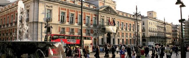 Площадь Пуэрта-дель-Соль (Puerta del Sol)