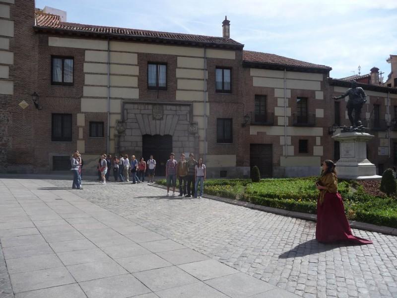 Площадь Вилья (Пласа де ла Вилья) (Plaza de la Villa)
