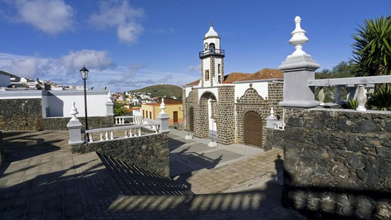 Столица острова Вальверде (Valverde)