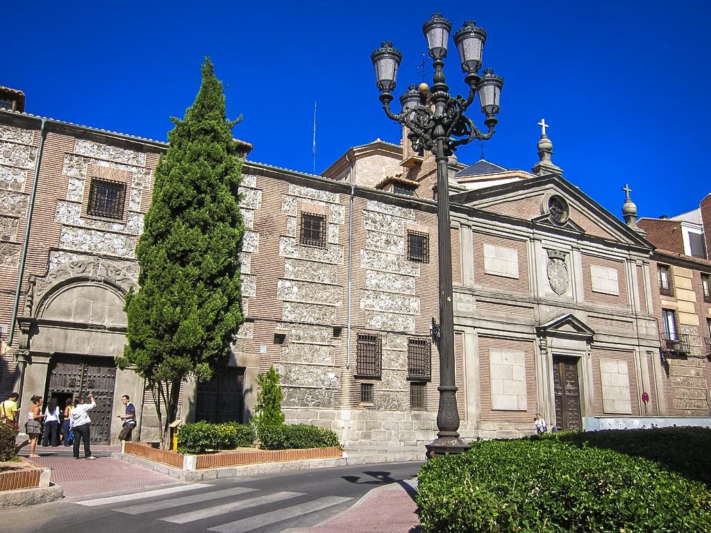 Фасад монастыря, фото koukat