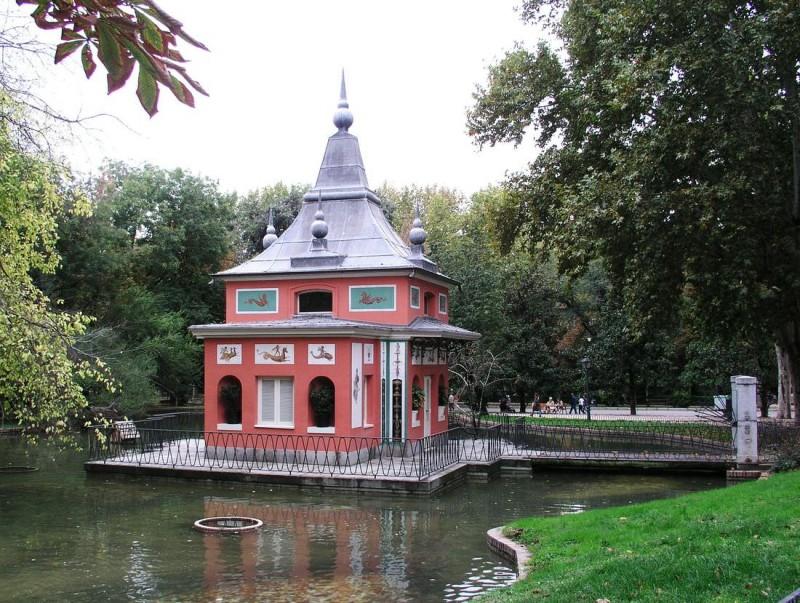 Парк Буэн-Ретиро (Parque del Buen Retiro)