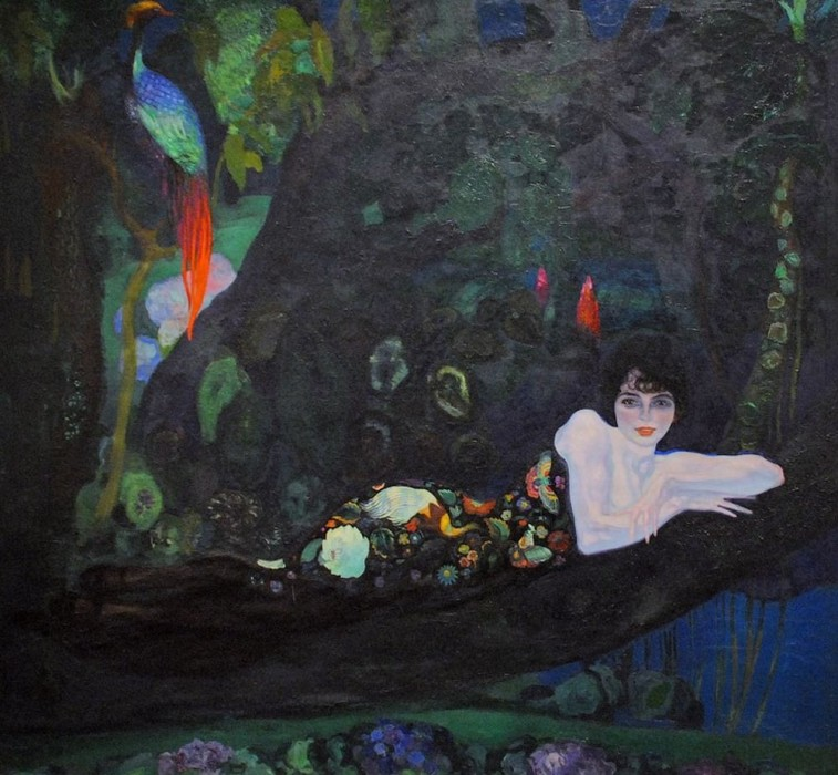 "Англада Камараса ""Соня Кламери"", 1913"