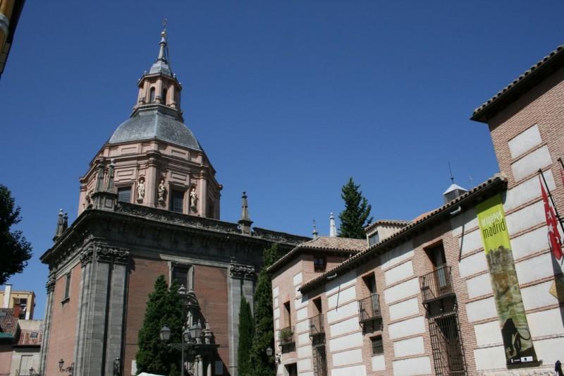 Церковь Сан-Андрес (Iglesia de San Andres)