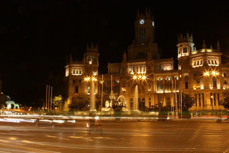 Площадь Сибелес (Plaza de la Cibeles)
