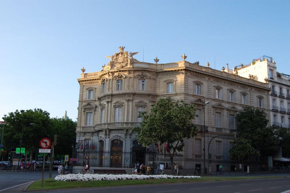 Дворец Линарес (Palacio de Linares)