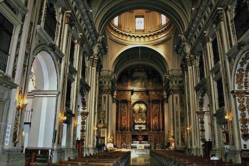 Церковь Святого Исидро (Collegiata de San Isidro)