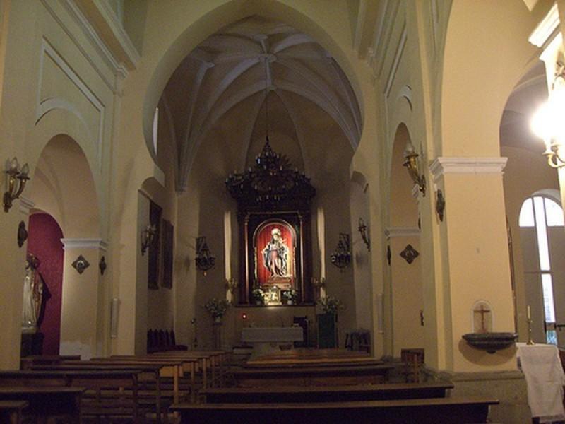 Церковь Святого Николая (Iglesia de San Nicolás)