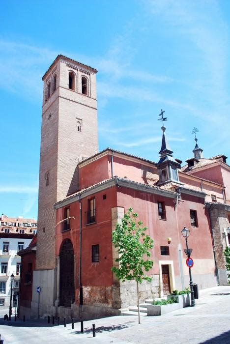 Церковь Сан-Педро-эль-Вьехо (Iglesia de san Pedro el Viejo)