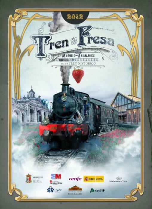 Клубничный поезд (Tren de la Fresa)