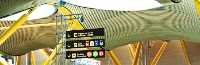 Аэропорт Мадрид Барахас (Madrid Barajas Airport)