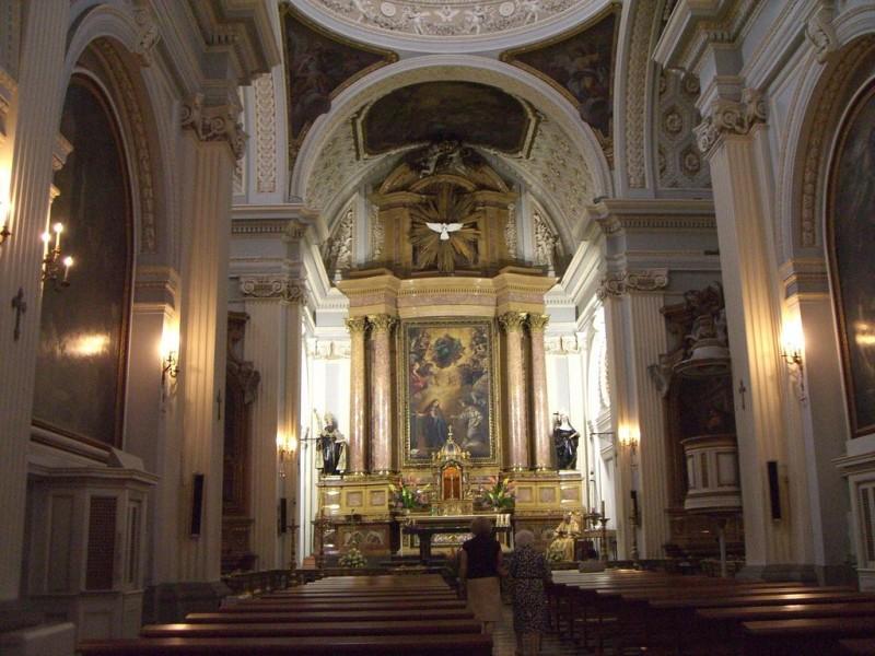 Женский августинский монастырь Энкарнасьон (Real Monasterio de la Encarnación)