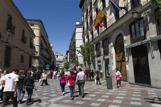 Пешком по Мадриду