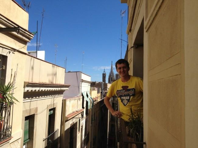 Солнечная Барселона. Отчет 1 дня 64