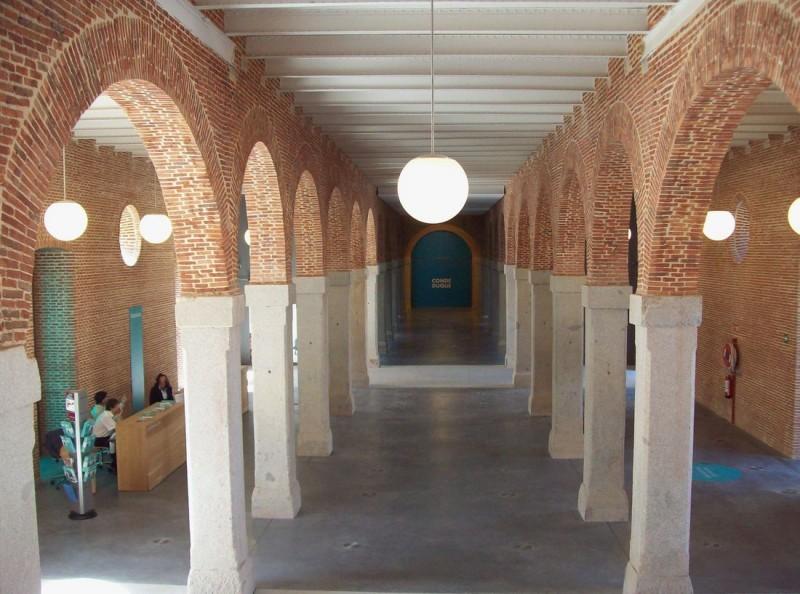 Казарма Конде Дуке (Cuartel del Conde-Duque)
