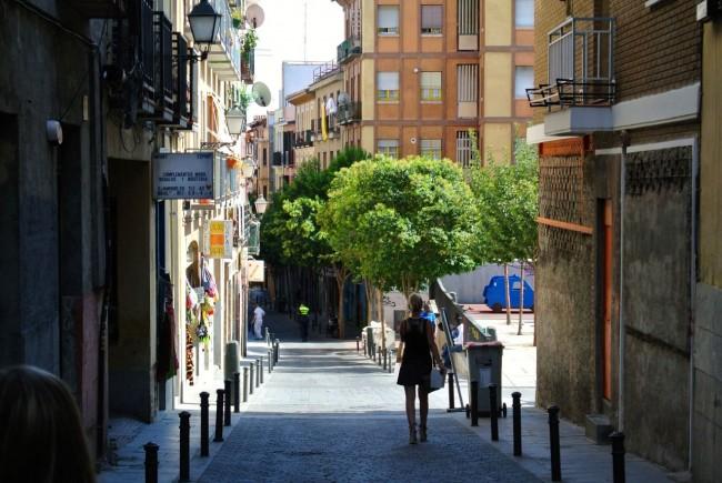 Прилет в Мадрид. День 1 31