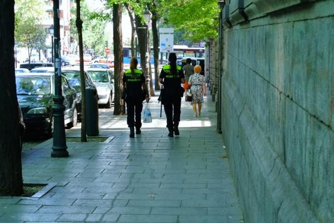 Прилет в Мадрид. День 1 32