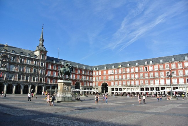 Прилет в Мадрид. День 1 40