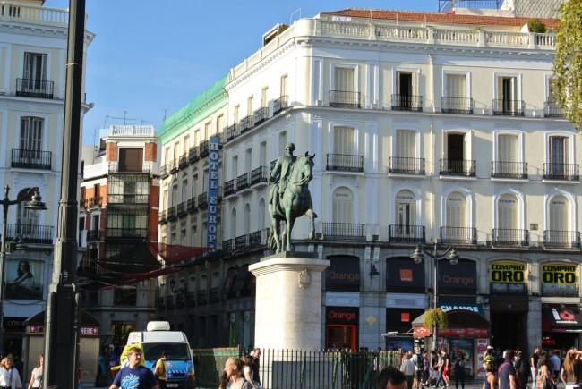 Прилет в Мадрид. День 1 41