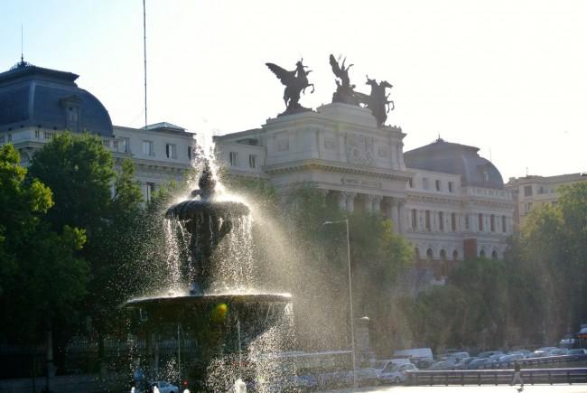 Мадрид как на ладони. 2 день. 37