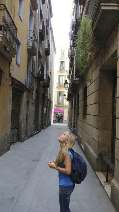 Солнечная Барселона. Отчет 1 дня 66