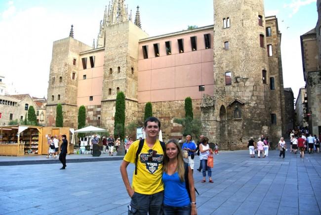 Солнечная Барселона. Отчет 1 дня 67