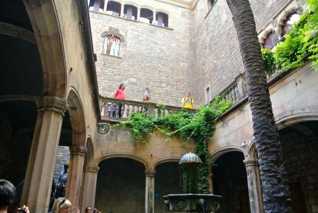Солнечная Барселона. Отчет 1 дня 68