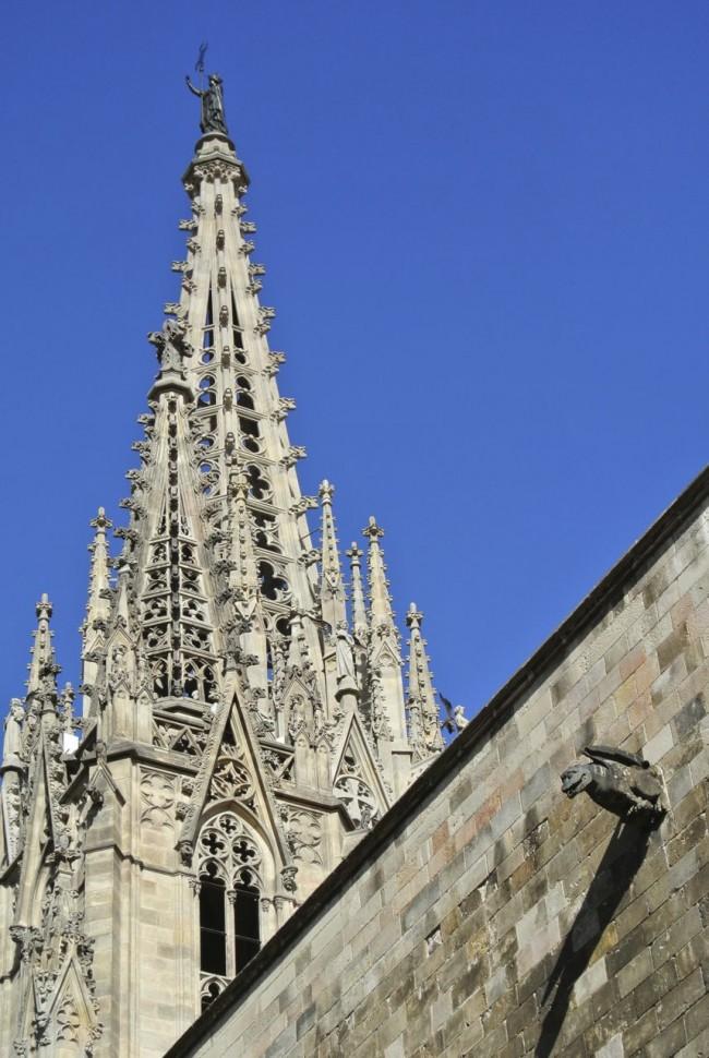 Солнечная Барселона. Отчет 1 дня 70